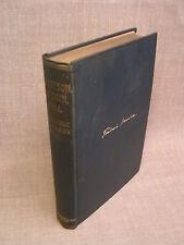 Tennyson Ruskin Mill & Other Literary Estimates -1902 Frederic Harrison HC Book