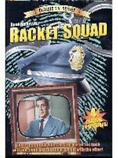 Racket Squad Classic TV Series - 4 Episodes (DVD) Reed Hadley