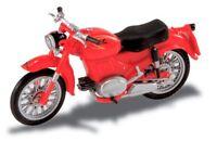 Starline 99010 Moto Guzzi Zigolo Classico Motore Bici 1/24 Scala Nuova con Case