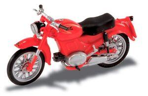 Starline 99010 Moto Guzzi Zigolo Classique Moto 1/24 Échelle Neuf En Étui T48Po