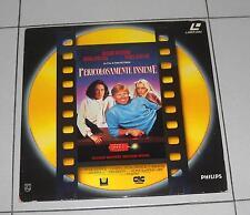 Laser Disc PERICOLOSAMENTE INSIEME Robert Redford Debra Winger ITA LD Laserdisc