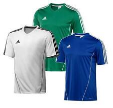 adidas V Neck Short Sleeve Basic T-Shirts for Men