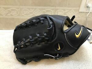 "Nike Pro Gold Tradition 11.75"" Baseball Glove Left Hand Throw"