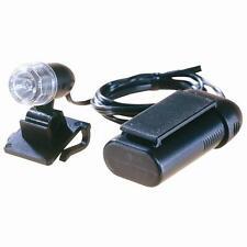 DONEGAN OPTIVISOR VISORLIGHT - A scatto Leggero - Potente 6000 candela potenza