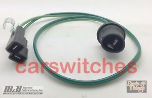 65- 66 IMPALA CHEVELLE BACKUP LAMP SWITCH EXT. WIRING HARNESS for MT M&H #19240