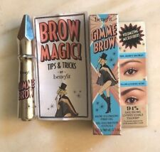 Benefit: Gimme Brow, Brow Volumizing Fiber Gel, Please read description.