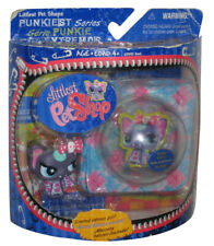 Littlest Pet Shop Series 1 Extreme Punkiest Bat Toy Figure
