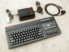 Sinclair ZX Spectrum +2A Computer with Power Supply / SCART Lead