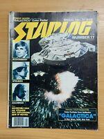 OCT 1978 STARLOG MAGAZINE #17 SCI-FI - SPIELBERG / RODDENBERRY / GALACTICA