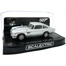 "Scalextric C4202 James Bond Aston Martin DB5 'sin tiempo para morir"" 1/32 ranura de coche"