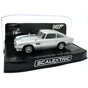 Scalextric C4202 James Bond Aston Martin DB5 'No Time To Die' 1/32 Slot Car