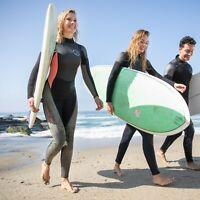 Seavenger 3mm Neoprene Odyssey Full Wetsuit with Sharkskin Chest