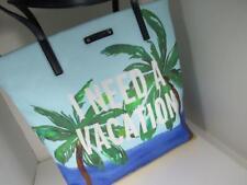 Kate Spade Bon Shopper Talk The Talk I Need A Vacation Tote Bag Purse NWT
