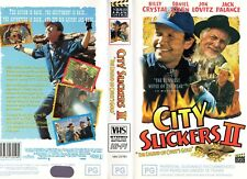 CITY SLICKERS II Billy Crystal - VHS -PAL -NEW-Never played!-Original Oz release