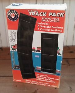 2008 Lionel G-Gauge Track Pack (New Old Stock) • TARGET EXCLUSIVE