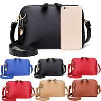 NEW Women Ladies Bag Handbag Leather Shoulder Tote Satchel messenger Cross Body