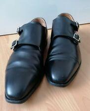 Crockett and Jones Rahmengenähte Business Leder Schuhe Lowndes Gr. EU 43 UK 9 E