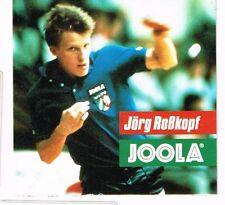 Aufkleber Joola Jörg Rosskopf
