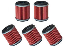 5 Hiflo Oil Filter Yamaha Raptor 250 Yfm250 Yfz450 Yfz450r Yfz450x Hf140