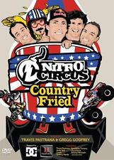 TRAVIS AND THE NITRO CIRCUS 7 - COUNTRY FRIED - FMX/MX DVD