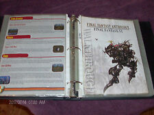 Final Fantasy Anthology Strategy Guide