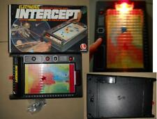 ELECTRONIC GAME INTERCEPT sound light marca BR - giocattoli vintage anni 80' 90'