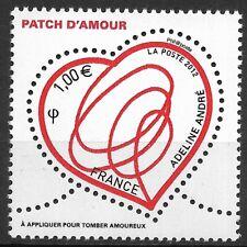 France-Saint Valentin-2012-Y&T n°4632 neuf**