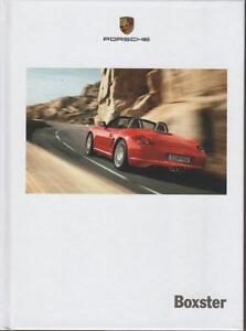 brochure 2011 PORSCHE BOXSTER !!!  _____________ en français ___________________