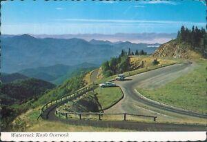 Western north carolina bluew ridge parkway waterrock knob overlook 1979