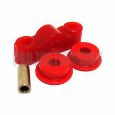 Energy Suspension 16.1102R Polyurethane Shifter Stabiizer Bushings Red SOHC