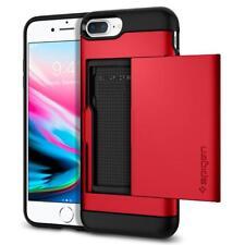 Spigen iPhone 8 Plus / 7 Plus Case Slim Armor CS Red