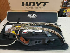 "Hoyt Satori Recurve 19"" Right Handed Bow - Black Riser"