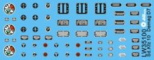 Alliance Model Works 1:35 Vehicle Dials & Placards Sd.Kfz. 10 Demag D7 #LW35100