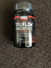 Force Factor TruFlow Prostate Health Support 30 Softgels Exp Date 01/2021