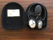Bose QuietComfort Noise Cancelling Headphones in case