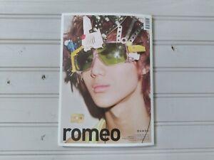 """SHINee The 2nd Mini Album """"Romeo"""" CD + Photobook Taemin ver. Unsealed"""