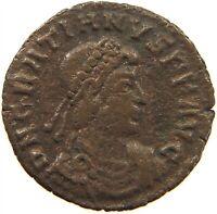 ROME EMPIRE GRATIANUS FOLLIS #s29 207