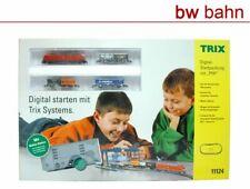 Trix Minitrix 11124 Digitale Startpackung mit E-Lok BR 182 der DB AG Neu