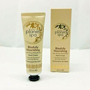 Avon Planet Spa Blissfully Nourishing Hand Cream With Shea Butter 30ml