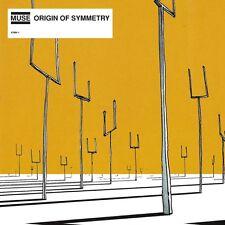 Muse ORIGIN OF SYMMETRY 2nd Album GATEFOLD New Sealed Vinyl Record 2 LP