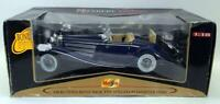 Maisto 1/18 Scale 36862 Mercedes Benz 500 K Typ Special Roadster 1936 Blue