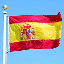 New large 3'x5' Spanish flag the Spain National Flag ESP GOCG
