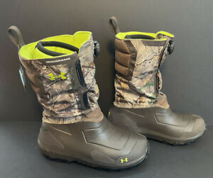 New Men's 8 - Under Armour UA Ridge Reaper Insulated Hunting Boots 1261932-946