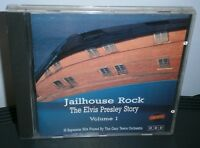 THE GARY TESCA ORCHESTRA JAILHOUSE ROCK THE ELVIS PRESLEY STORY VOL 1 CD ALBUM