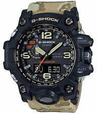 CASIO G-SHOCK GWG-1000DC-1A5JF MUDMASTER TOUGH SOLAR Desert Camo Made in Japan