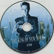 THE KING OF NEW-YORK DVD