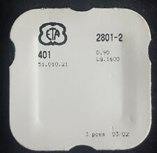 ETA Caliber 2801-2 Part Number 401 (Stem)