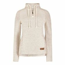 Weird Fish Cotton Zip Neck Hoodies & Sweats for Women