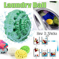 Eco Magic Laundry Ball Orb No Detergent Wizard Style Washing Machine Ion   !