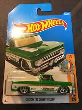 2017 Hot Wheels CUSTOM Super 62 Chevy with Real Riders